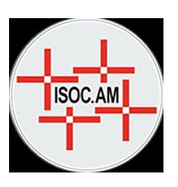ISOC Armenia logo